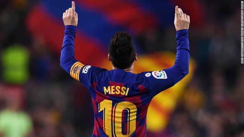 Messi dan Barcelona Bermain Dengan Jelek Saat di Kandang Valencia