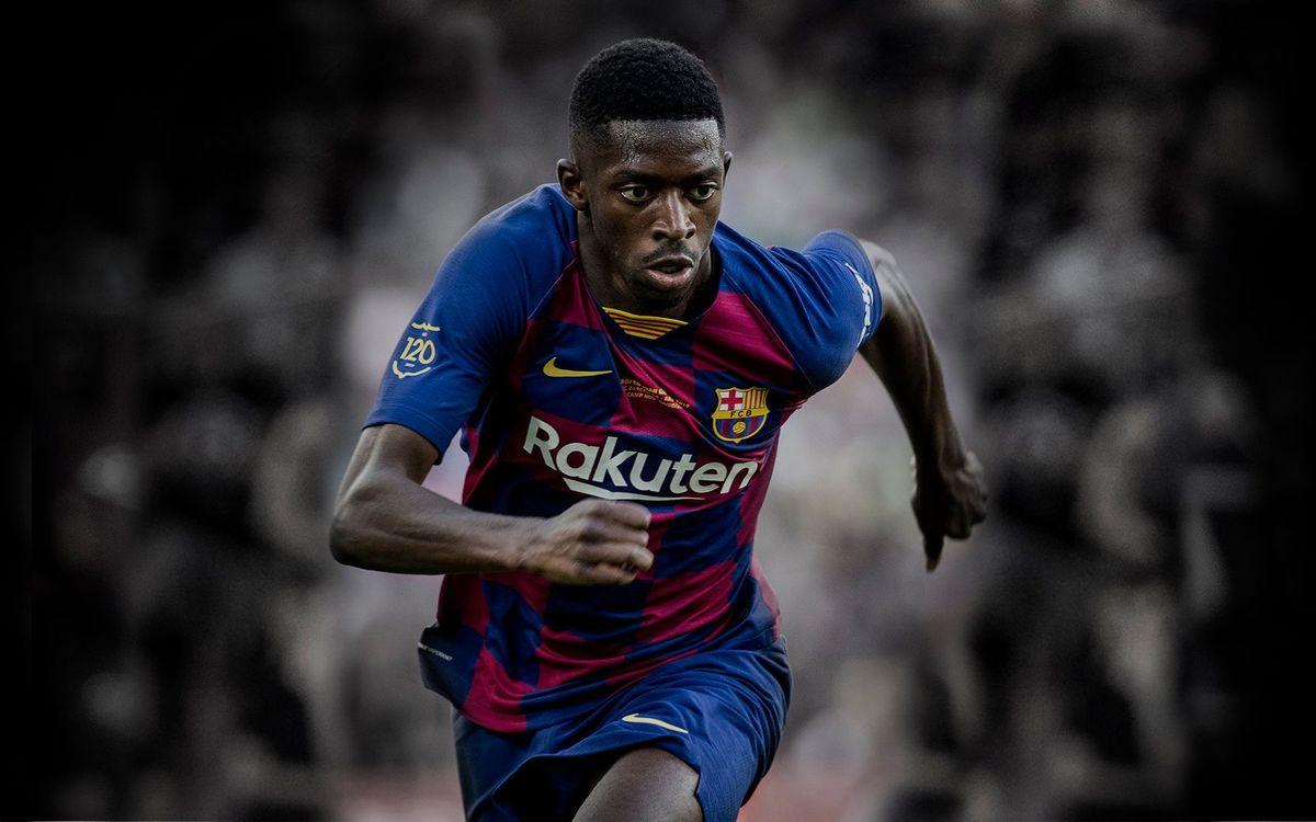 Rivaldo Saat Ini Mengatakan Bahwa Barcelona Harus Menjual Ousmane Dembele