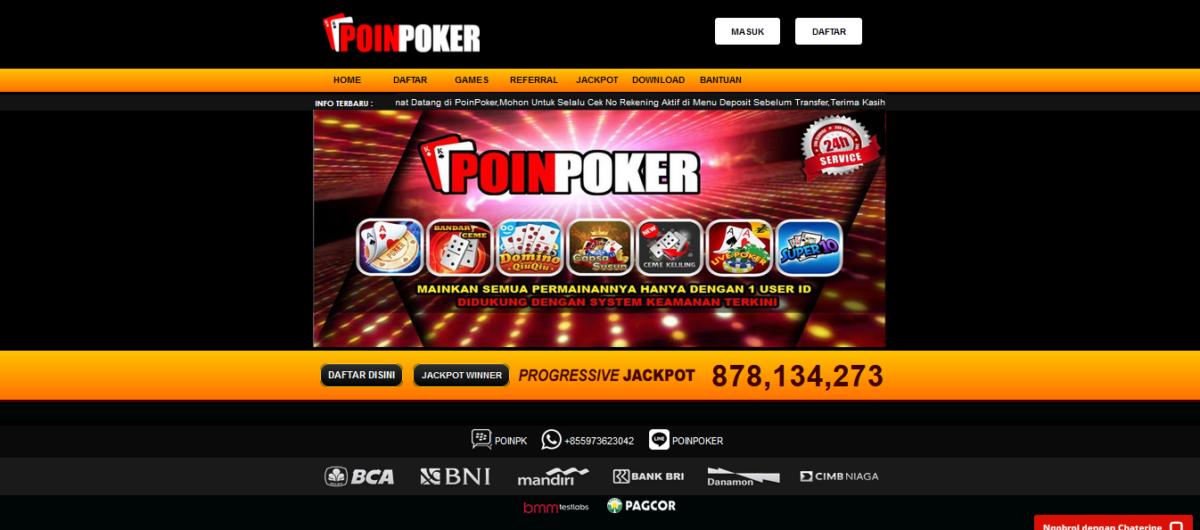 agen poker terbaik dan terpercaya sepanjang masa