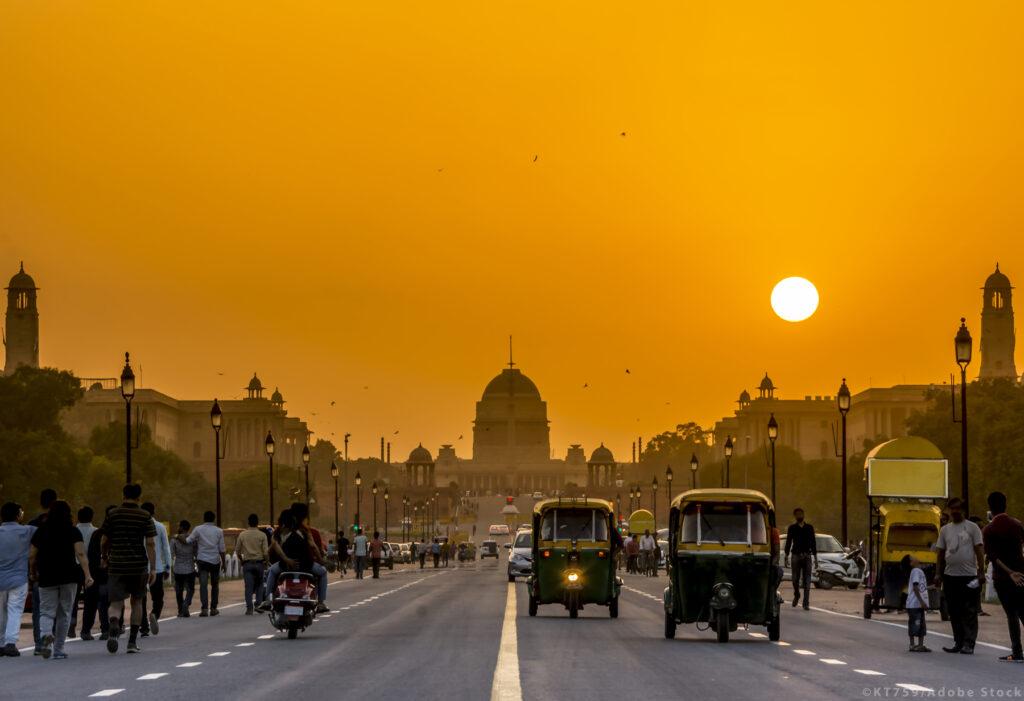 Jalan - Jalan di India Beserta Tips Penting